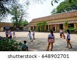 luang prabang  laos   april 5   ... | Shutterstock . vector #648902701
