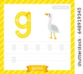letter g lowercase tracing...