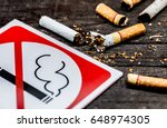 Stop Smoking And World No...