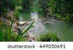 beauty stream river    Shutterstock . vector #649050691