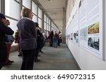 hitroshima  japan   circa march ... | Shutterstock . vector #649072315