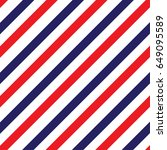 elegant  simple  retro  striped ... | Shutterstock .eps vector #649095589