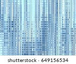 bright abstract mosaic blue... | Shutterstock . vector #649156534
