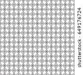circle and diamond shape pattern   Shutterstock .eps vector #649176724