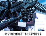 Automatic Robot Hand For...