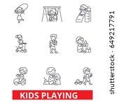 Kids Playing  Children Playing...