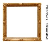 Gilded Frame For Paintings ...