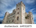 The Scaligero Castle In...