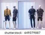 Summer Collection Clothes In A...