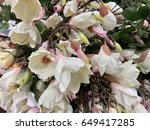 artificial flower | Shutterstock . vector #649417285