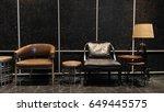rest room. design concept | Shutterstock . vector #649445575