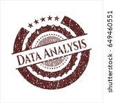 red data analysis distress...   Shutterstock .eps vector #649460551