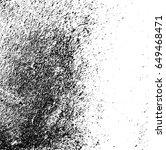 vector grunge texture.black and ...   Shutterstock .eps vector #649468471