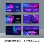 abstract professional and... | Shutterstock .eps vector #649560619