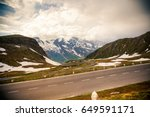 Alpine Snowy Picks And...