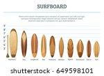 vector set of different... | Shutterstock .eps vector #649598101
