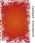 christmas background vector... | Shutterstock .eps vector #6496693