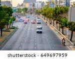 bangkok  thailand   march 6 ... | Shutterstock . vector #649697959