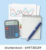vector illustration of... | Shutterstock .eps vector #649738189