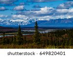 Small photo of Alaska Range