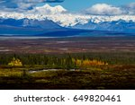 Small photo of Alaska Range