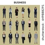 business people lifestyle... | Shutterstock . vector #649888291