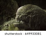 The Rock Formation As An Alien...