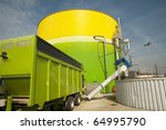 biorenewable energy  gas... | Shutterstock . vector #64995790