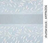 seamless background for retro...   Shutterstock . vector #64996306