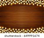 event poster banner template... | Shutterstock . vector #649991674
