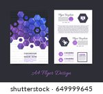 website banner  horizontal... | Shutterstock .eps vector #649999645