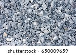 Crushed Stones Texture. Stones...