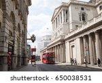 london  uk   may 21  2017  bank ... | Shutterstock . vector #650038531
