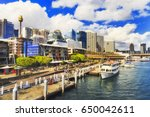 Sydney Darling Harbour Kings...