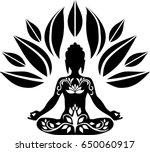 buddha tree   Shutterstock .eps vector #650060917