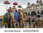mysore  india   october 11 ... | Shutterstock . vector #650105845