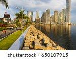 panama city  panama   march 18  ... | Shutterstock . vector #650107915