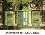 Derelict Window 3