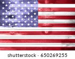 usa  united states of america... | Shutterstock . vector #650269255
