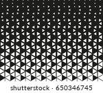 black   white geometric pattern | Shutterstock .eps vector #650346745