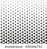 black   white geometric pattern | Shutterstock .eps vector #650346751