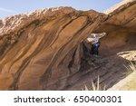 djelfa  algeria   april 2017 ... | Shutterstock . vector #650400301