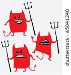 devil | Shutterstock .eps vector #65041240