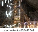 europe  romania. turda salt... | Shutterstock . vector #650412664