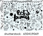 vector illustration of... | Shutterstock .eps vector #650419069