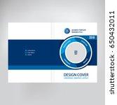 cover design template vector.... | Shutterstock .eps vector #650432011