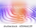 colorful ripple background | Shutterstock . vector #650466139