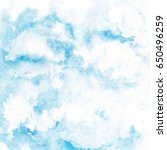 abstract watercolor freehand... | Shutterstock . vector #650496259