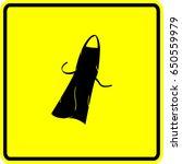 apron sign | Shutterstock .eps vector #650559979