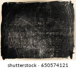 abstract grunge background of... | Shutterstock . vector #650574121